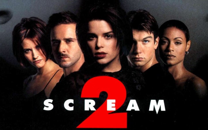 Image result for SCREAM 2