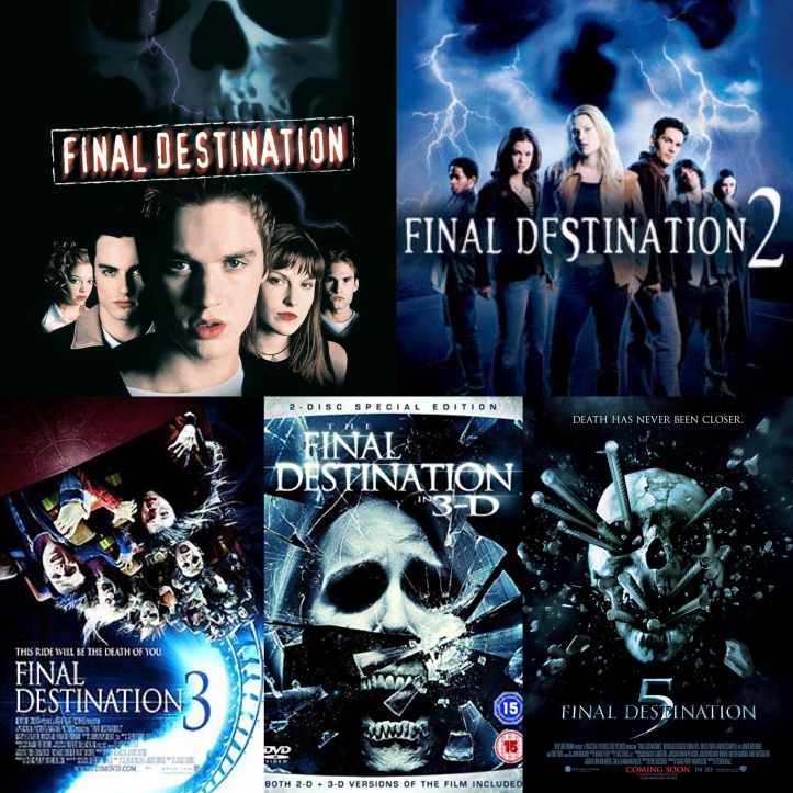 The Official FINAL DESTINATION ranking – I Need You Jesse